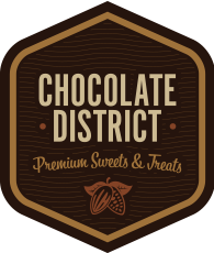 CHOCOLATE DISTRICT Logo